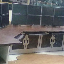 Rack Mount Console for 'Welspun Silvassa – Gujarat