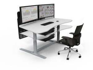 DYNAMIX Sit Stand Consoles